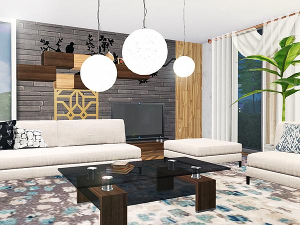Tiernan house by Rirann at TSR image 727 Sims 4 Updates