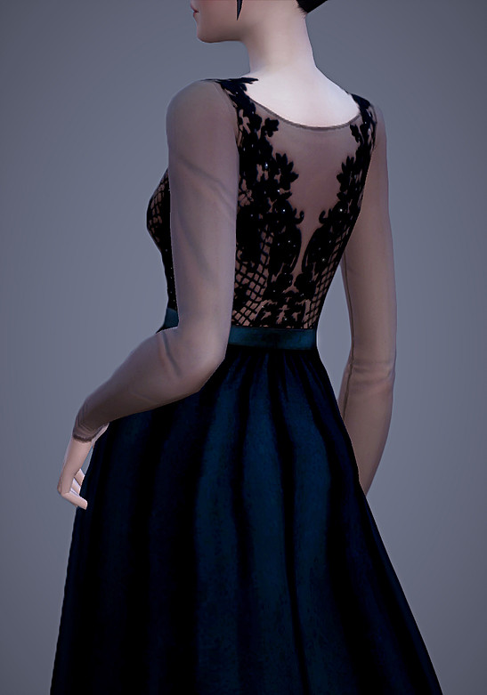 Persephone Dress at Magnolian Farewell image 75 Sims 4 Updates