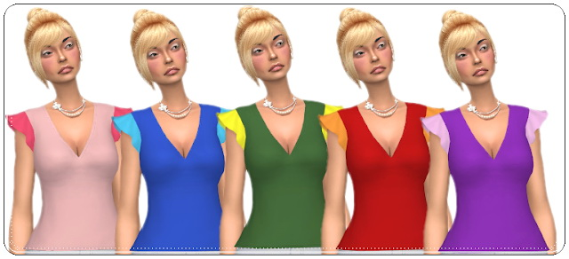 HairColors_2 - Stuff For The Sims 2