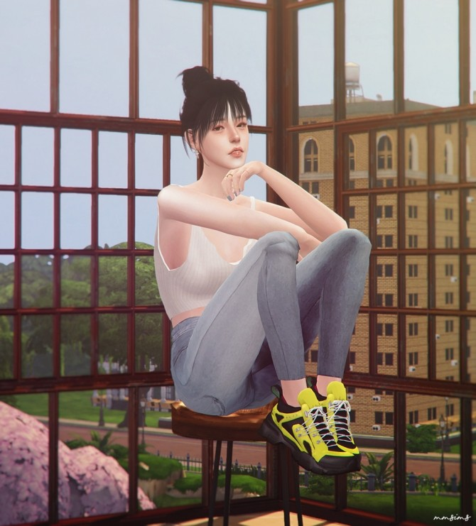 Flashtrek Sneakers and Crystal strap at MMSIMS image 779 670x741 Sims 4 Updates