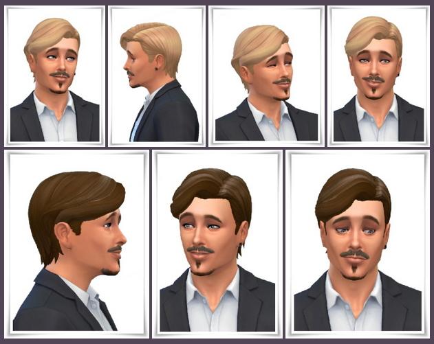 Sims 4 Grant Hair at Birksches Sims Blog