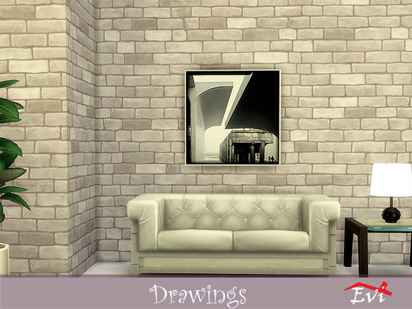 Drawings by evi at TSR image 816 Sims 4 Updates