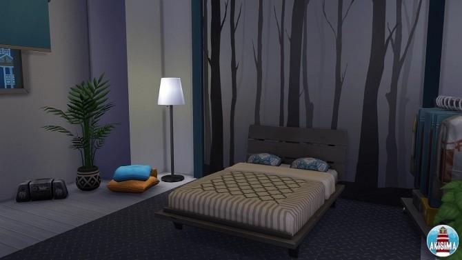 Sims 4 Mirage Starter by Waterwoman at Akisima