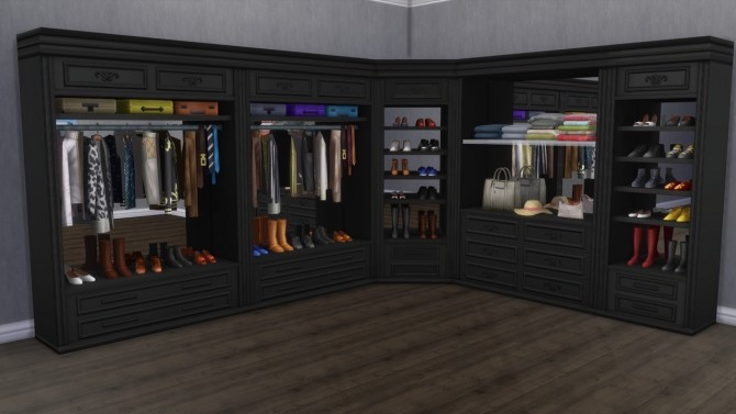 Madison : Sims 4 mods nexus