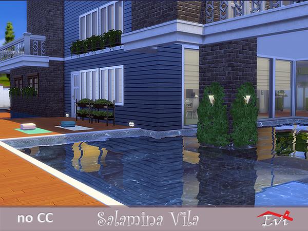 Salamina Villa by evi at TSR image 9106 Sims 4 Updates