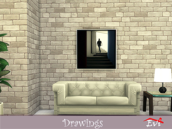 Drawings by evi at TSR image 916 Sims 4 Updates
