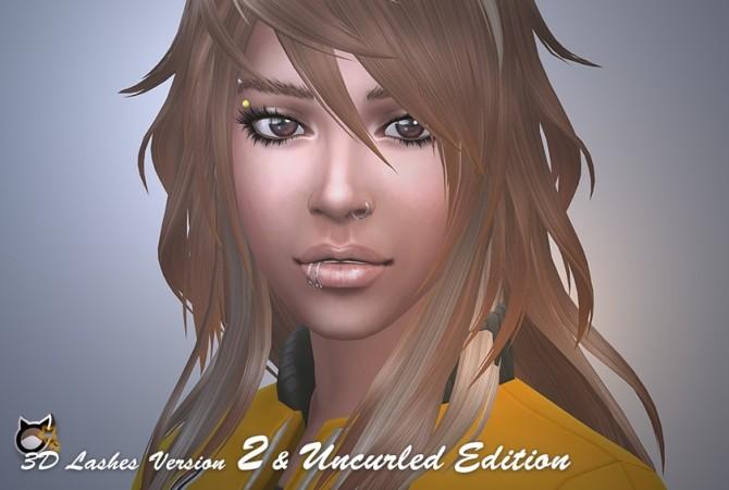3D Lashes Update at Kijiko image 9615 670x450 Sims 4 Updates
