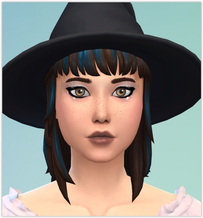 Lilith Bleuet (witch) by Angerouge at Studio Sims Creation image 97 670x719 Sims 4 Updates