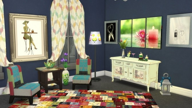 Cocktails and Candlelight by Ivyrose at Blooming Rosy image 973 670x376 Sims 4 Updates