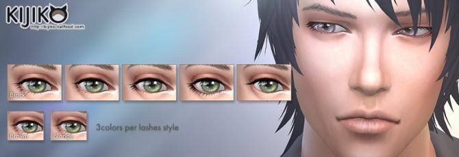 3D Lashes Update at Kijiko image 9914 670x230 Sims 4 Updates
