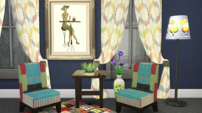Cocktails and Candlelight by Ivyrose at Blooming Rosy image 992 670x376 Sims 4 Updates