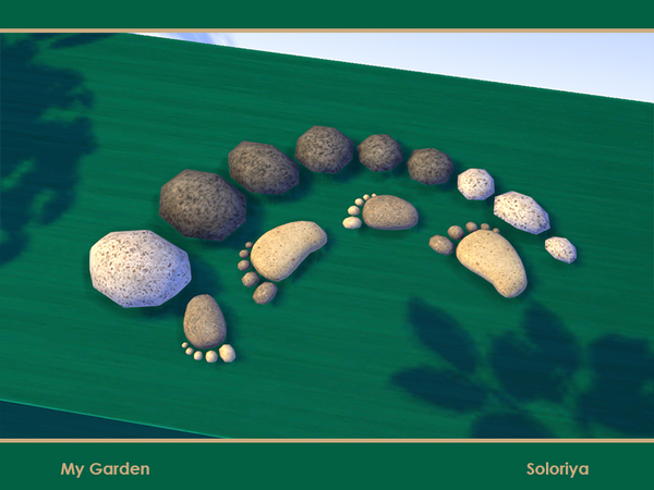 My Garden set by soloriya at TSR image 993 Sims 4 Updates