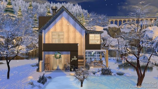 Christmas Street at Frau Engel image 1001 670x377 Sims 4 Updates