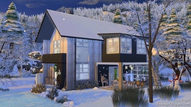 Christmas Street at Frau Engel image 1011 670x377 Sims 4 Updates