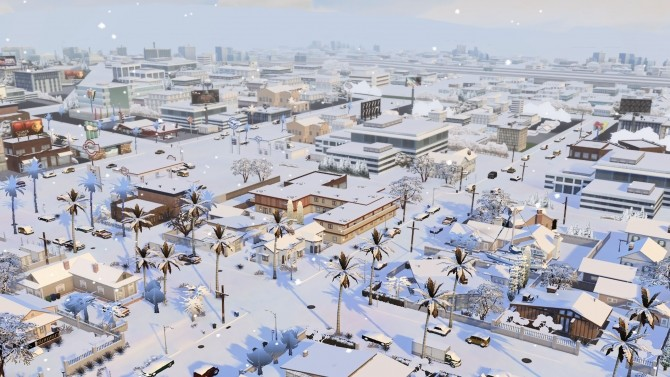 Del Sol Valley Snow Mod at MSQ Sims image 10110 670x377 Sims 4 Updates