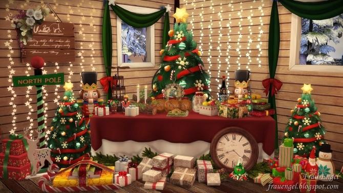 Christmas Wedding venue at Frau Engel image 1015 670x377 Sims 4 Updates