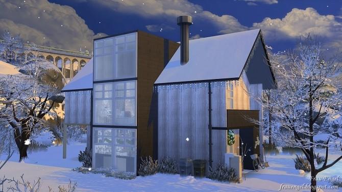 Christmas Street at Frau Engel image 1021 670x377 Sims 4 Updates