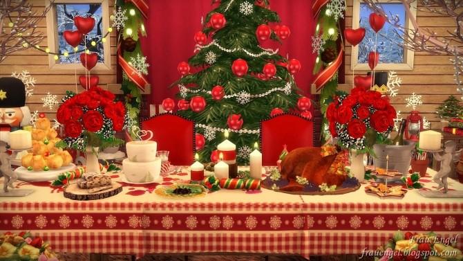 Christmas Wedding venue at Frau Engel image 1023 670x377 Sims 4 Updates