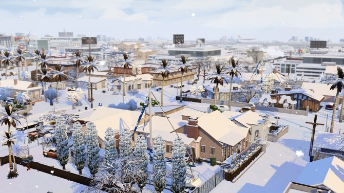 Del Sol Valley Snow Mod at MSQ Sims image 1025 670x377 Sims 4 Updates