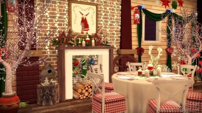 Christmas Wedding venue at Frau Engel image 1042 670x377 Sims 4 Updates