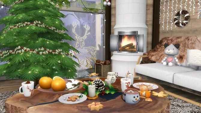 Christmas Street at Frau Engel image 1061 670x377 Sims 4 Updates