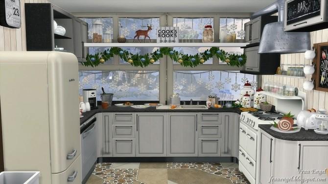 Christmas Street at Frau Engel image 1081 670x377 Sims 4 Updates