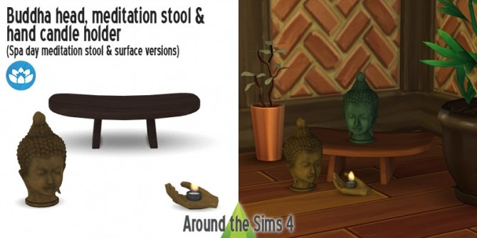 Sims 4 2018 Advent Calendar Gifts (+70 objects) by Sandy at Around the Sims 4