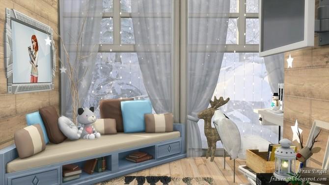 Sims 4 Christmas Street at Frau Engel
