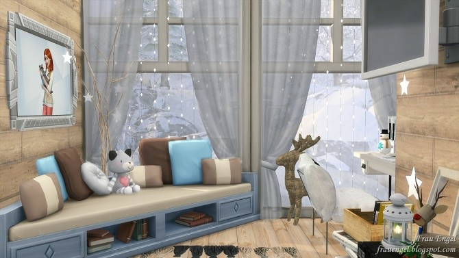 Christmas Street at Frau Engel image 1091 670x377 Sims 4 Updates