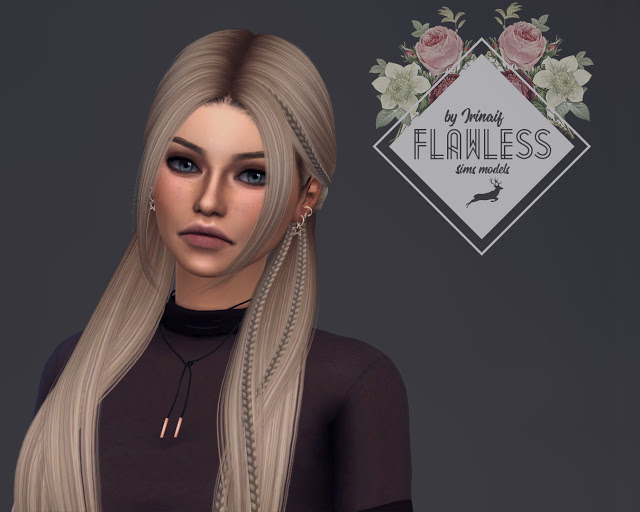 Sims 4 Vivienne at Amber Sim – Flawless