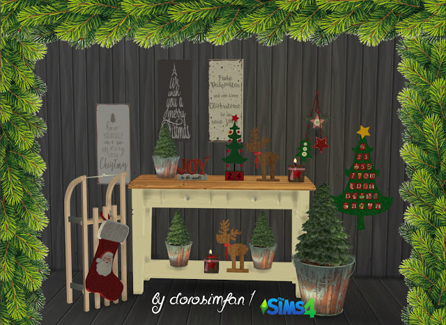 Christmas Gifts by dorosimfan1 at Sims Marktplatz image 1181 Sims 4 Updates