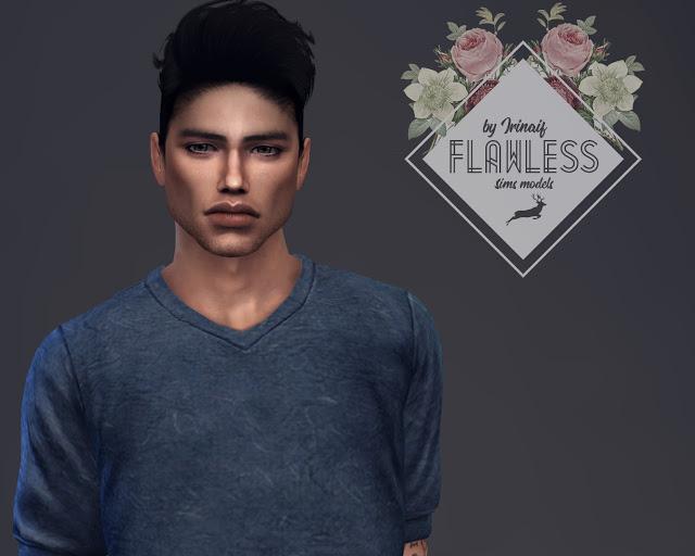 Sims 4 Rory at Amber Sim – Flawless