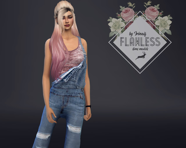 Emma at Amber Sim – Flawless image 1194 Sims 4 Updates