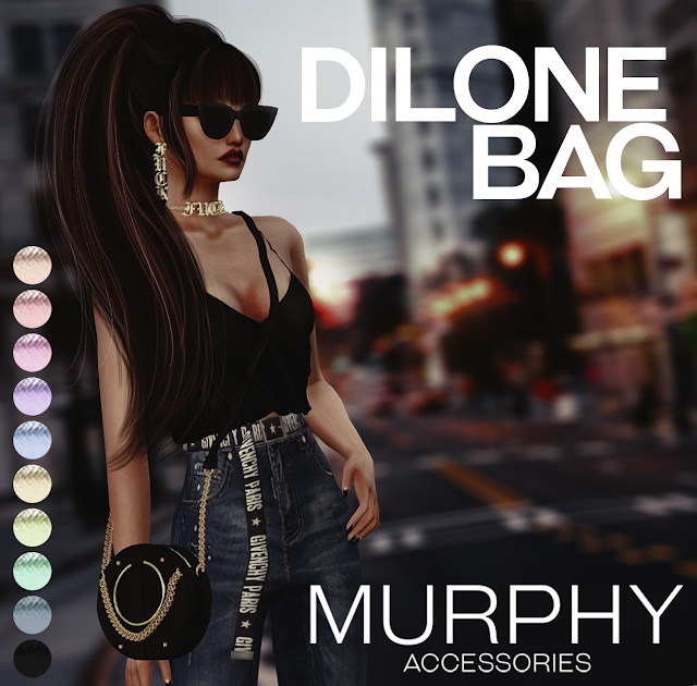 Dilone Bag by Victoria Kelmann at MURPHY image 1202 Sims 4 Updates