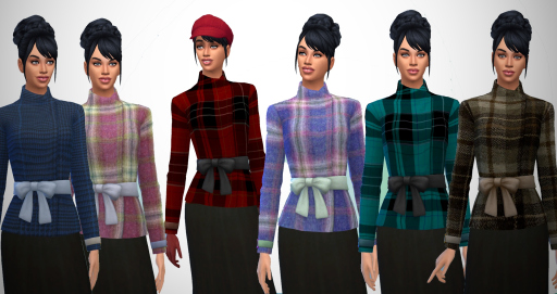 Wool Bow Jacket at Birksches Sims Blog image 12614 Sims 4 Updates