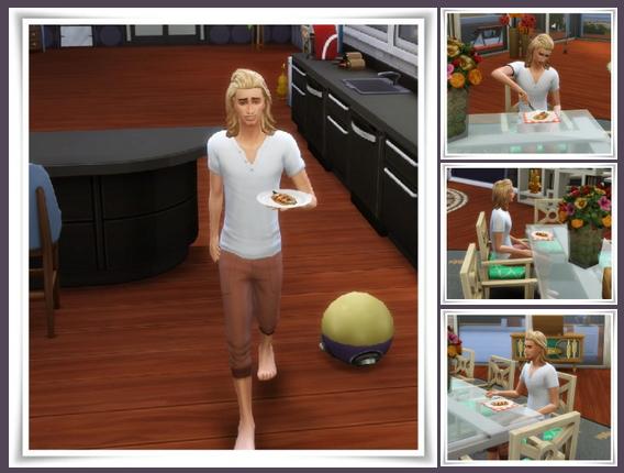 Sims 4 MB Long Hair M at Birksches Sims Blog