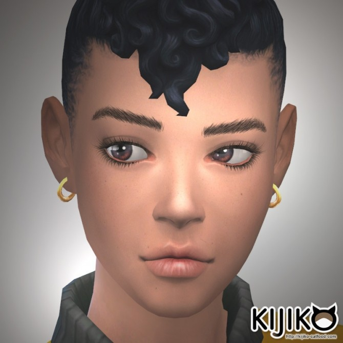 3D Lashes Version2 HQ Updated at Kijiko image 1359 670x670 Sims 4 Updates