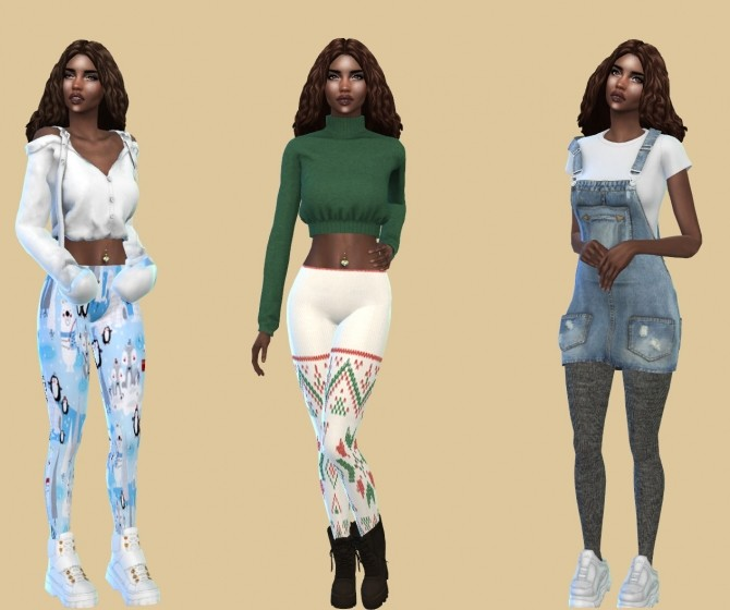 ACC Tights at Teenageeaglerunner image 13611 670x560 Sims 4 Updates