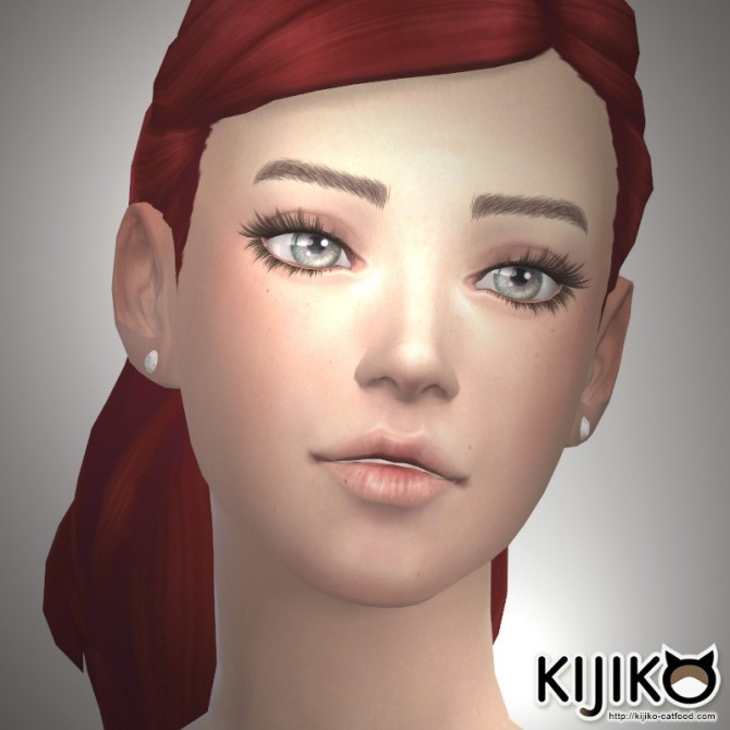 3D Lashes Version2 HQ Updated at Kijiko image 1369 670x670 Sims 4 Updates