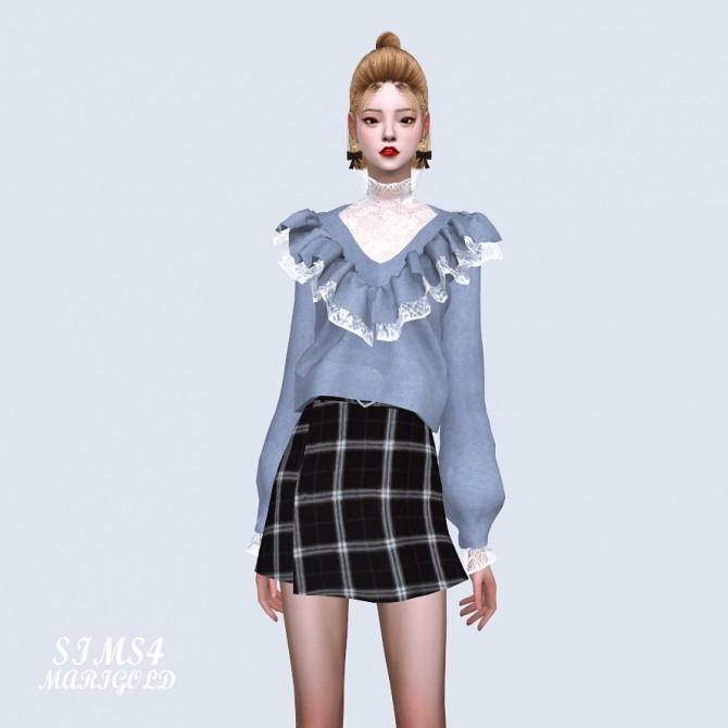 Sha Frill Sweater at Marigold image 13710 670x670 Sims 4 Updates