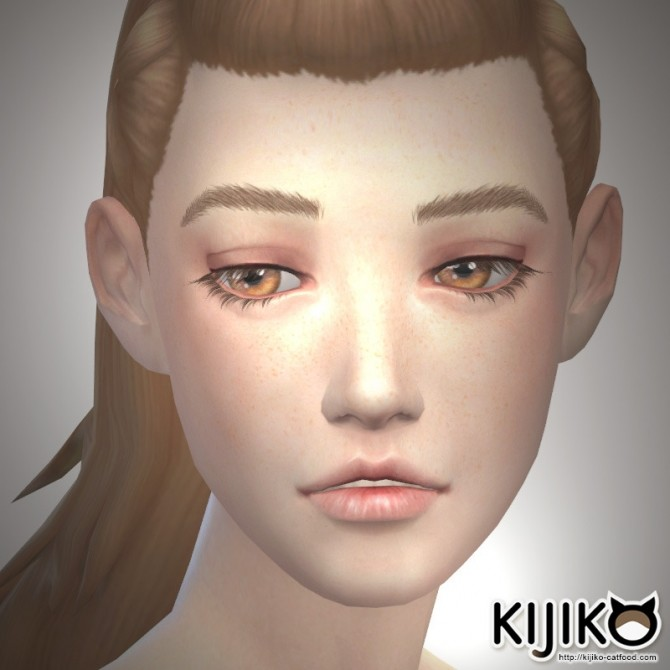3D Lashes Version2 HQ Updated at Kijiko image 1379 670x670 Sims 4 Updates