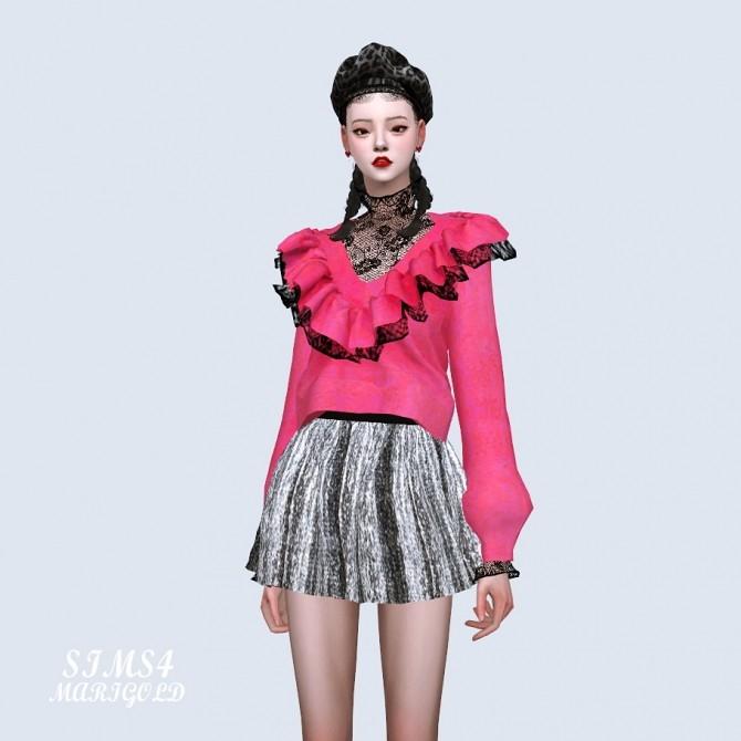 Sha Frill Sweater at Marigold image 1388 670x670 Sims 4 Updates