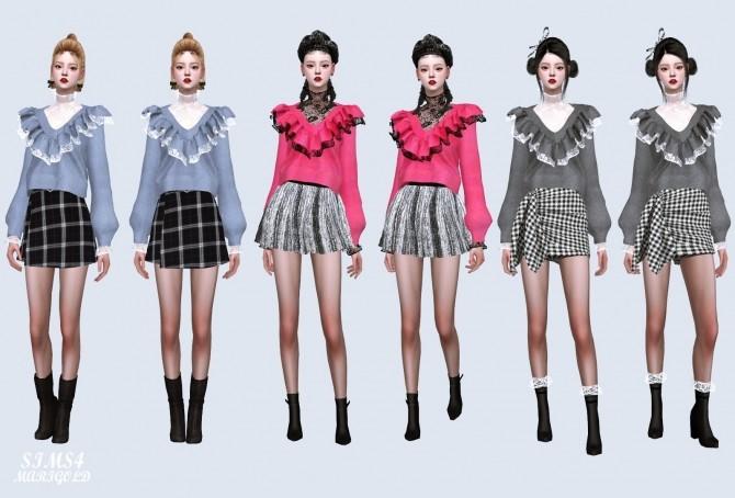 Sha Frill Sweater at Marigold image 1409 670x454 Sims 4 Updates
