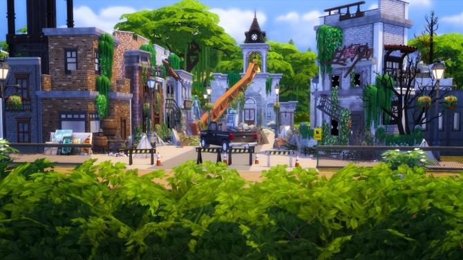 Apocalyptic Town at Akai Sims – kaibellvert image 1462 670x377 Sims 4 Updates