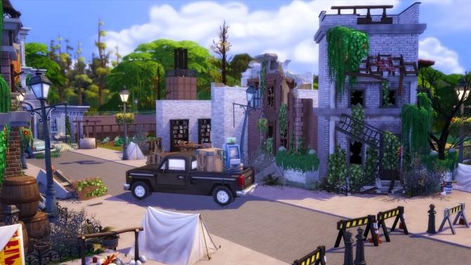 Apocalyptic Town at Akai Sims – kaibellvert image 1482 670x377 Sims 4 Updates