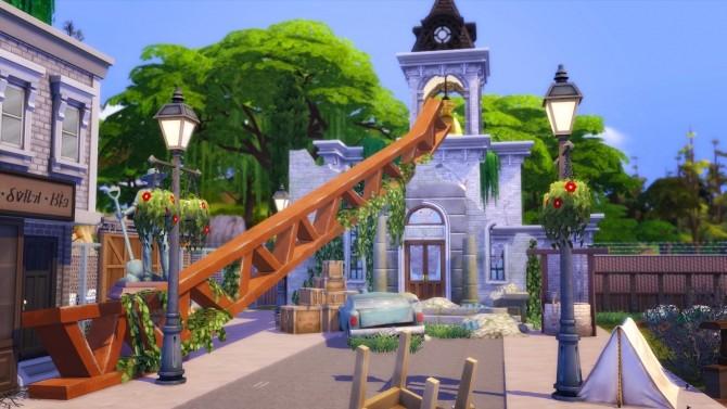 Apocalyptic Town at Akai Sims – kaibellvert image 1492 670x377 Sims 4 Updates