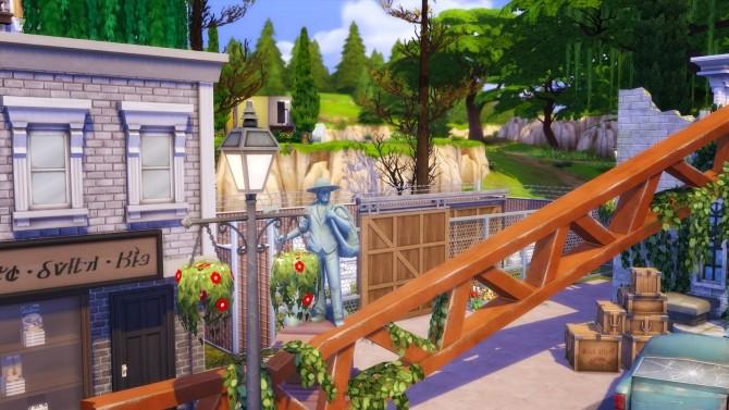 Apocalyptic Town at Akai Sims – kaibellvert image 1516 670x377 Sims 4 Updates