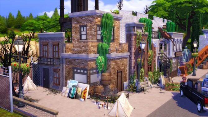 Apocalyptic Town at Akai Sims – kaibellvert image 1522 670x377 Sims 4 Updates