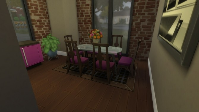 Get famous basic house NO CC by iSandor at Mod The Sims image 161 670x377 Sims 4 Updates