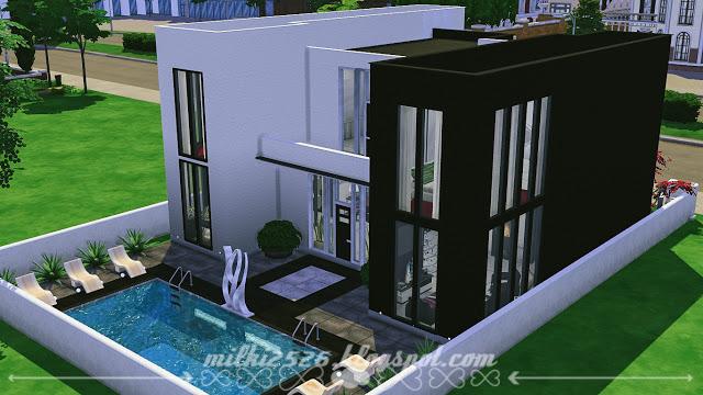 Hilsajd Hajlends house at Milki2526 image 1702 Sims 4 Updates